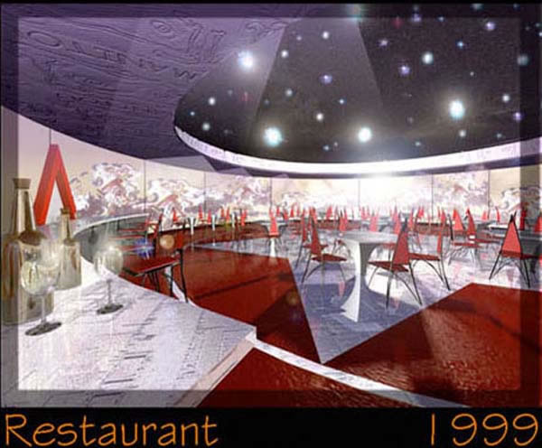 Magnificent Restaurant Interior Design 600 x 496 · 58 kB · jpeg